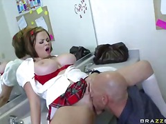 Schoolgirl katie kox is a bad - 06:22