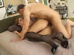 Xhamster - Monica anal creampie