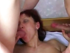 fat, jizz, oral, real, brunette