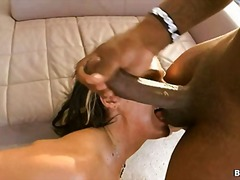 nude, fucking, destroyed, tanned, cock, slut, dark, opening, hard, wide, gets, old, mouthful, deep