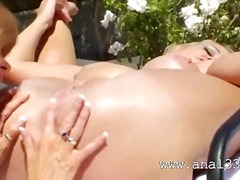 big ass, gape, natural boobs