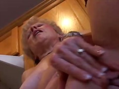 granny, wife, cougar, older, mature