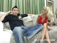 milf, brunette, reality, blowjob,