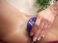 Yobt TV Movie:Hot golden-haired babe **** st...