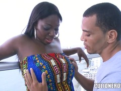 PinkRod Movie:Karinas boyfriend is showing h...