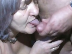 Alpha Porno Movie:Granny shows up to get fucked ...