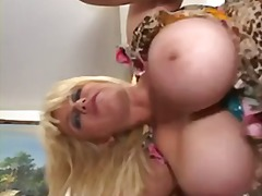 granny, big boobs, milf, mature,