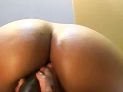 ebony, threesome, ass, milf, black,