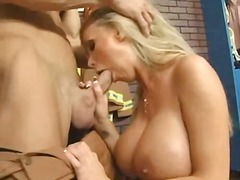 These are big tits in ... from Redtube