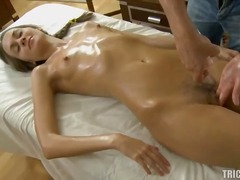 Massages angel engulf cock - 05:43
