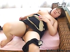 stockings, masturbation, toys, bbw,
