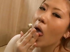 milf, japanese, asian, blowjob