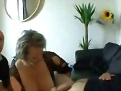 Chubby french mature video