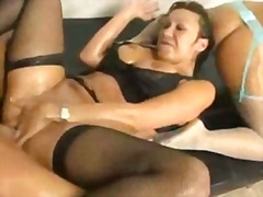 H2porn Movie:2 hot chicks one dick