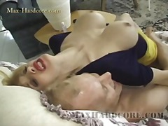 Xhamster Movie:Erica gets gaped by max hardcore