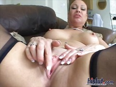 See: Vanessa is a horny milf