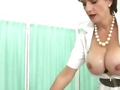 Busty wife gets t...
