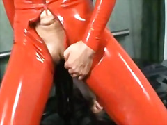 dildo, insertion, toy, strapon, bizarre, fetish, sex toy, blonde, latex, toys, pussy, extreme, brutal, fisting, wife, vibrator