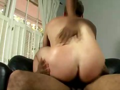 ebony, rimjob, dp, threesome, gay,