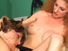 Xhamster - Busty blonde gets her ...