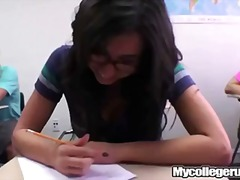 Tube8 Movie:Mycollegerule show us some mon...