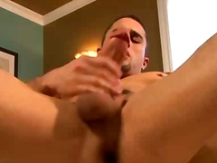 Pornstar hunk with big...