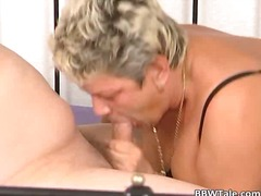 Old and crazy milf fuc...