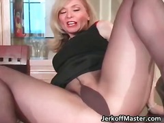 See: Slutty blond mum with ...