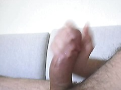 solo, cock, guy, homemade, jerking