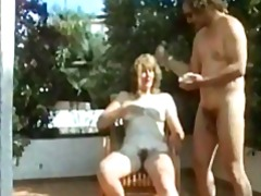 Hairy german wife, fuck neighbor and ...