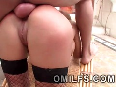 blowjob, gape, rimjob, blonde,