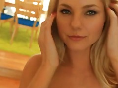 See: Blonde playboy girl mo...