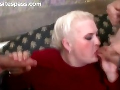 bbw, mature, blowjob,