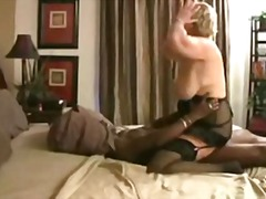 Granny gets pounded by...