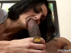 Thumb: Erotic housewife havin...