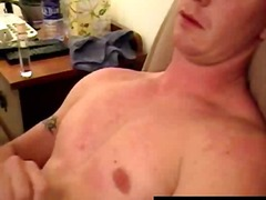 BoyFriendTV - Zack jerking his gay t...
