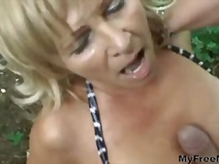 boobs, amateur, outdoors, sucking,