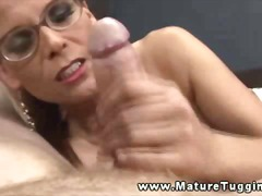 boobs, milf, big, mature, handjob