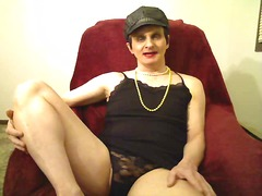 mature, amateur, crossdressing
