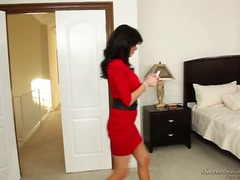 Stunning veronica avlu... video