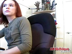 Nasty redhead exgirlfr... video