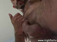See: Amateur bear tugging h...