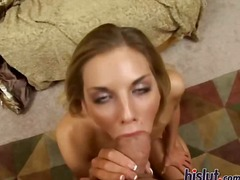cumshot, oral, titjob, blonde