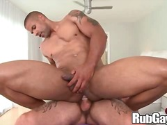 gape, tattoo, gay, dp, massage, anal