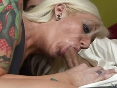 Perverted mother lana phoenix teaches her