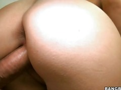 Bubble butt tara lynn acquires awesomely rammed on her twat from her back