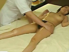 Japanese massage virgin