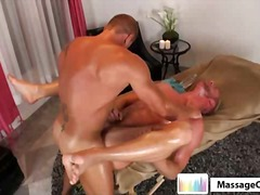 ass, hardcore, gay, oil, massage,