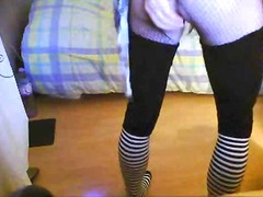 Thumbmail - Filthy crossdresser st...
