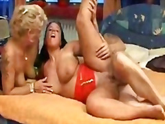 blowjob, homemade, threesome